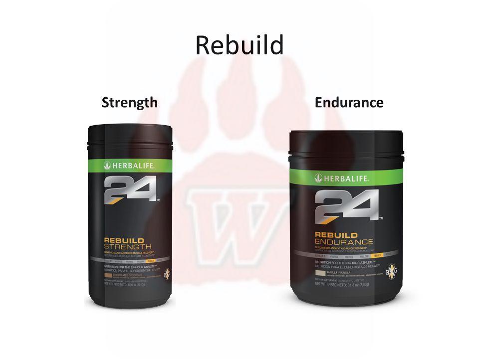Rebuild StrengthEndurance