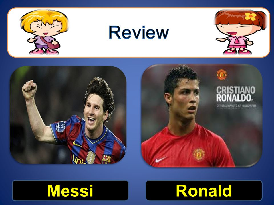 MessiRonald
