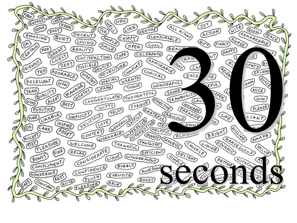 40seconds