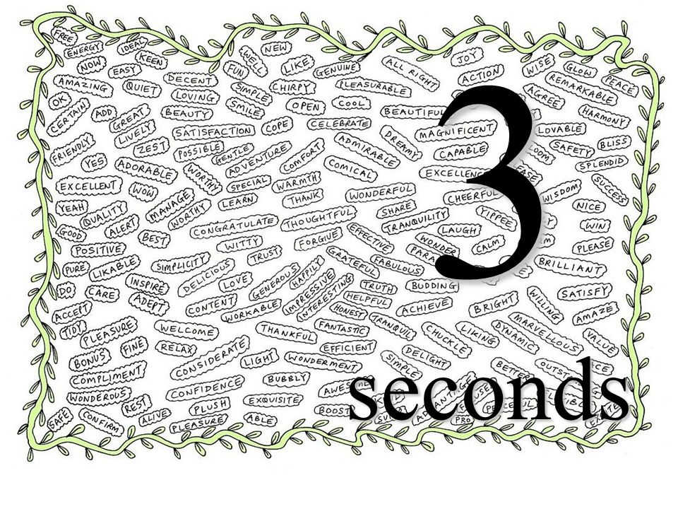 4 seconds