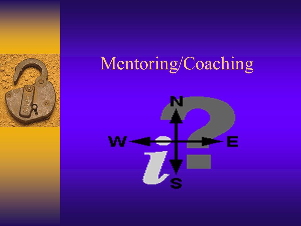 Mentoring/Coaching