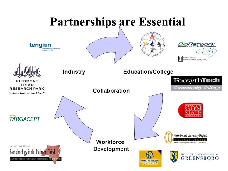 Partnerships are Essential Collaboration