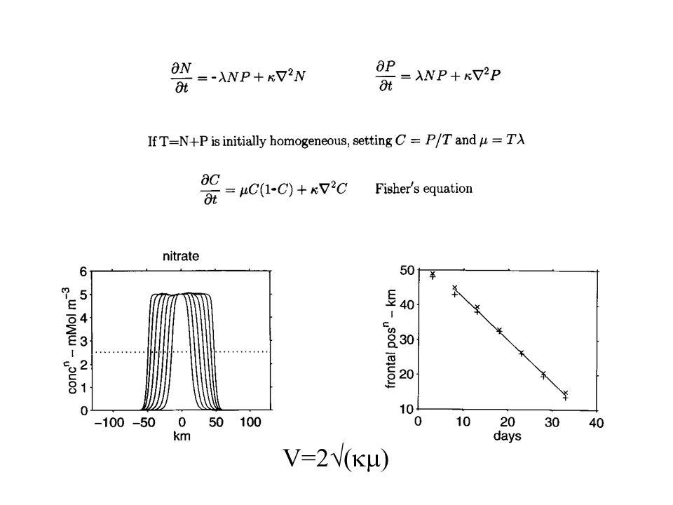 V=2  (  )