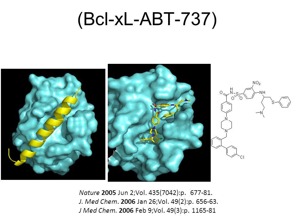 (Bcl-xL-ABT-737) Nature 2005 Jun 2;Vol. 435(7042):p.