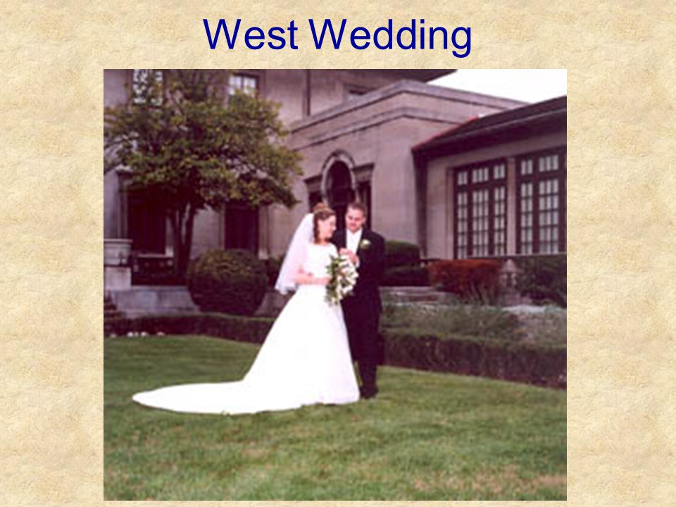 West Wedding
