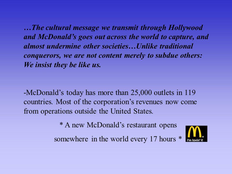 -How did McDonald's do it.