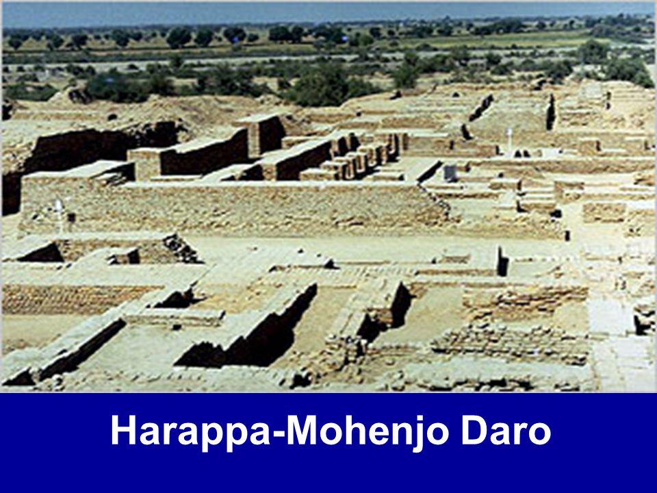 Harappa-Mohenjo Daro