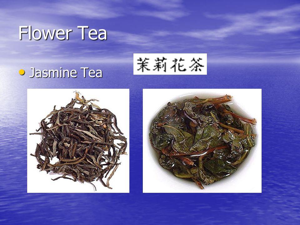 Flower Tea Jasmine Tea Jasmine Tea