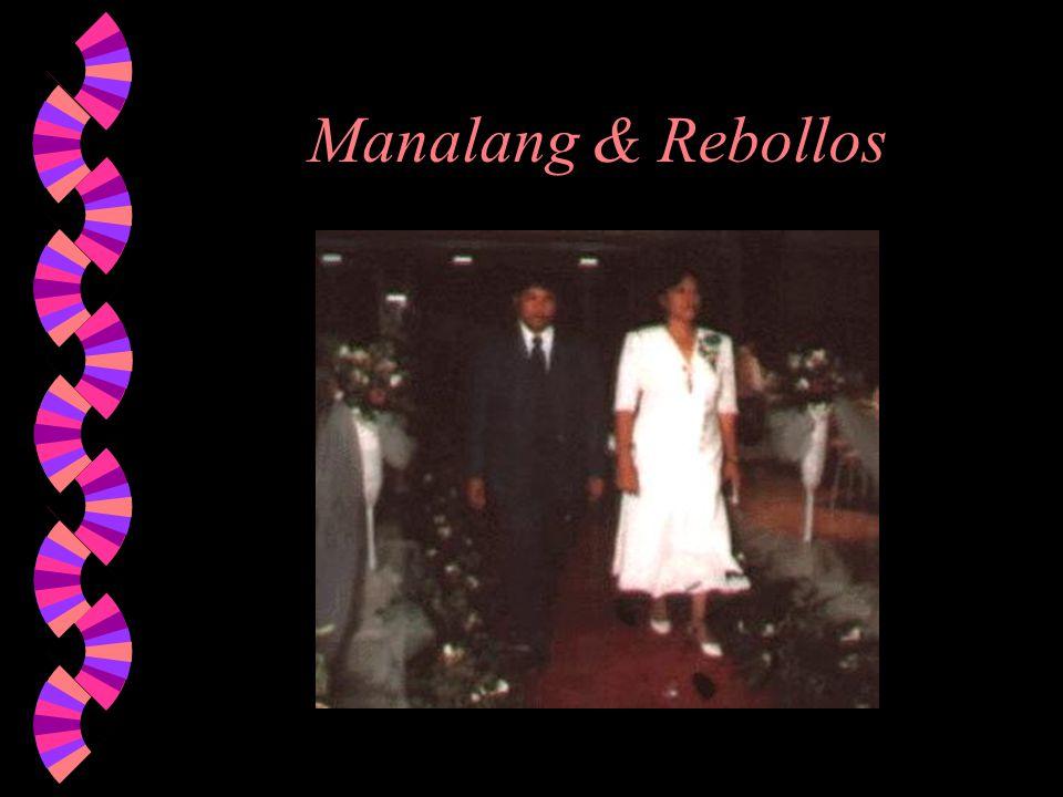 Manalang & Rebollos