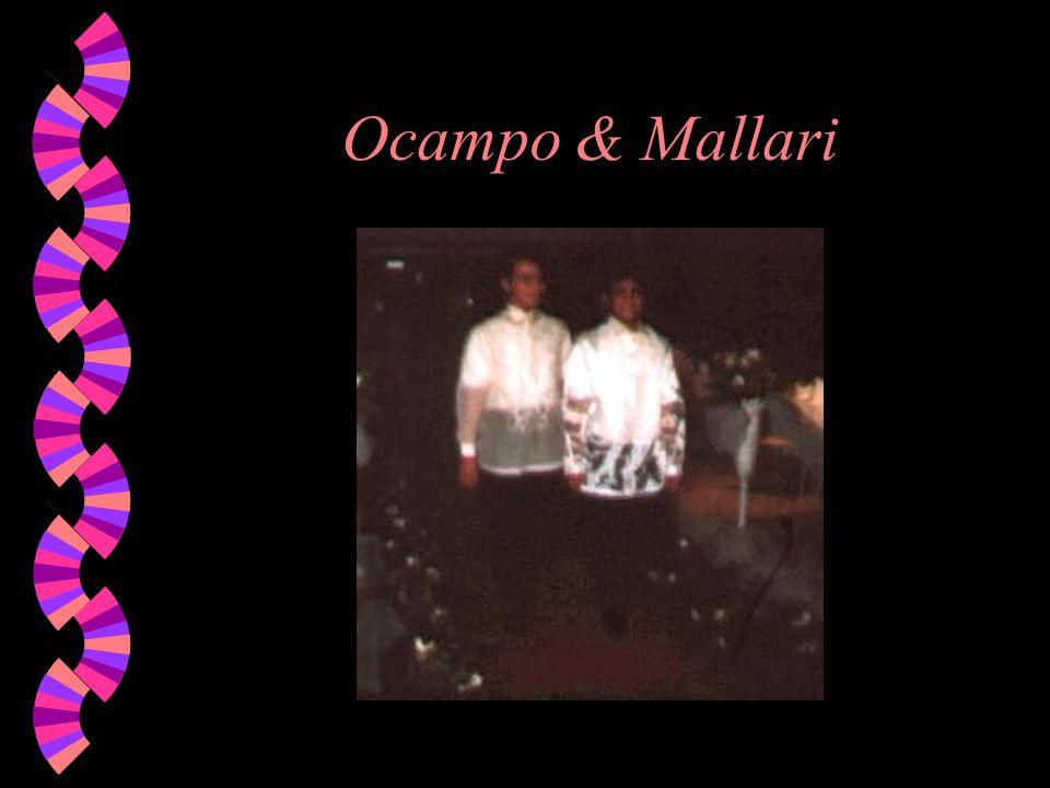 Ocampo & Mallari
