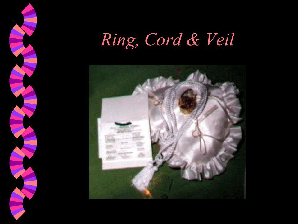 Ring, Cord & Veil