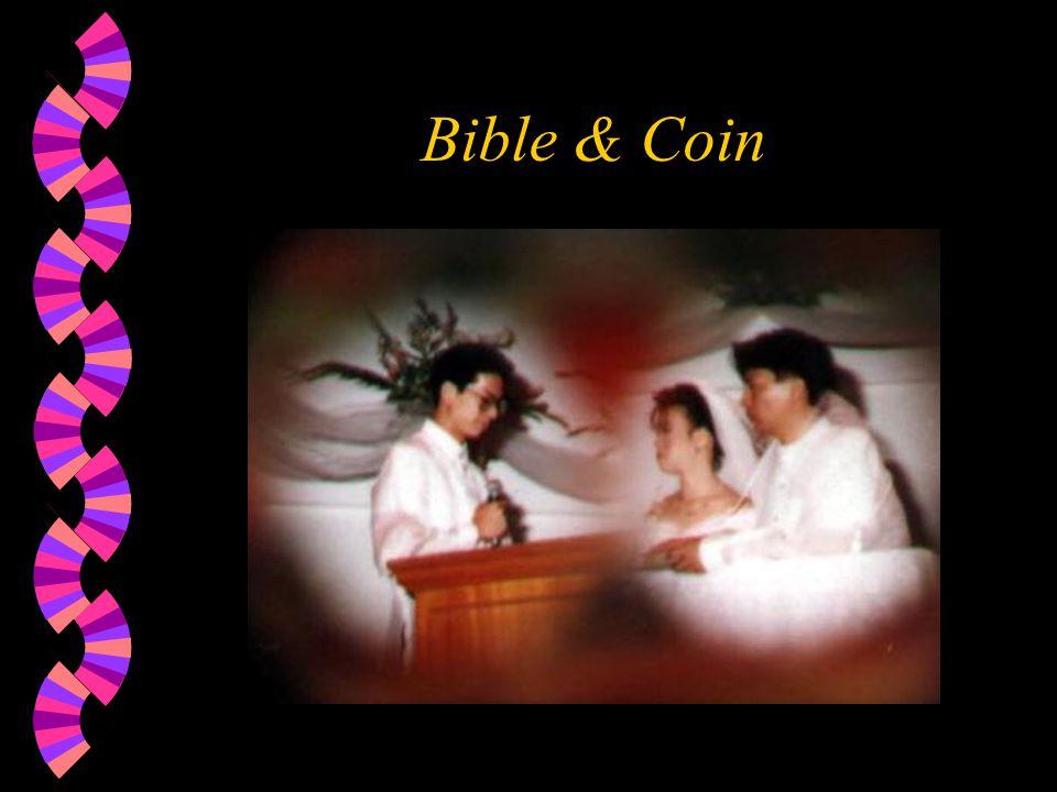Bible & Coin