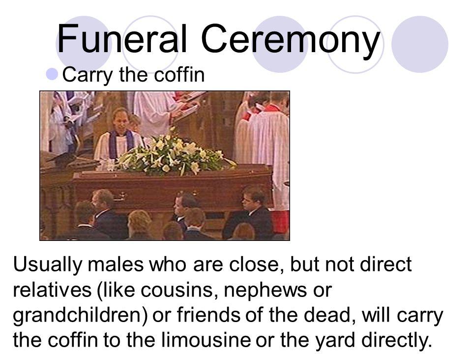 Funeral Ceremony Funeral Mass ( 殯葬彌撒 )