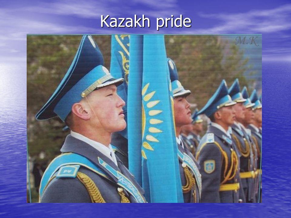 Kazakh pride