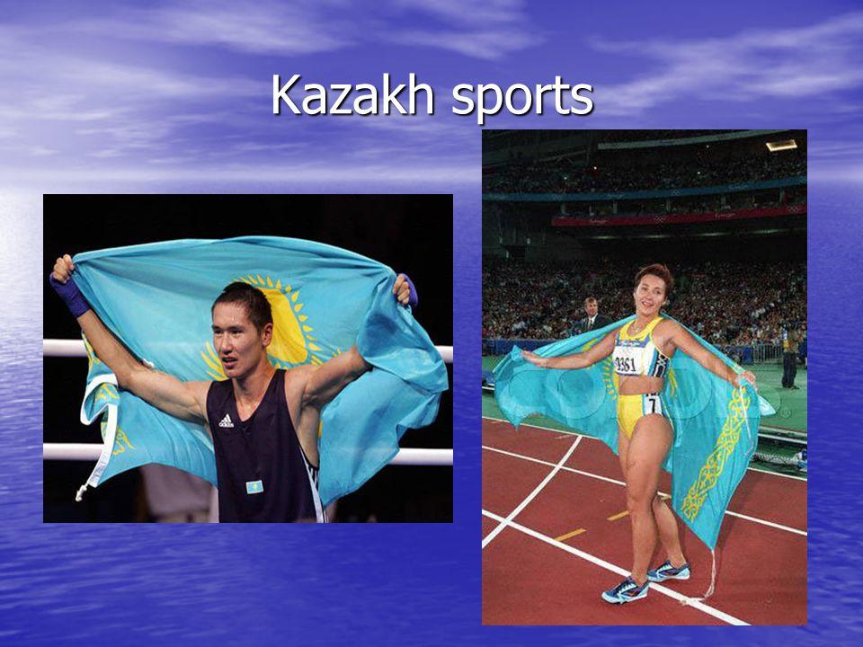 Kazakh sports