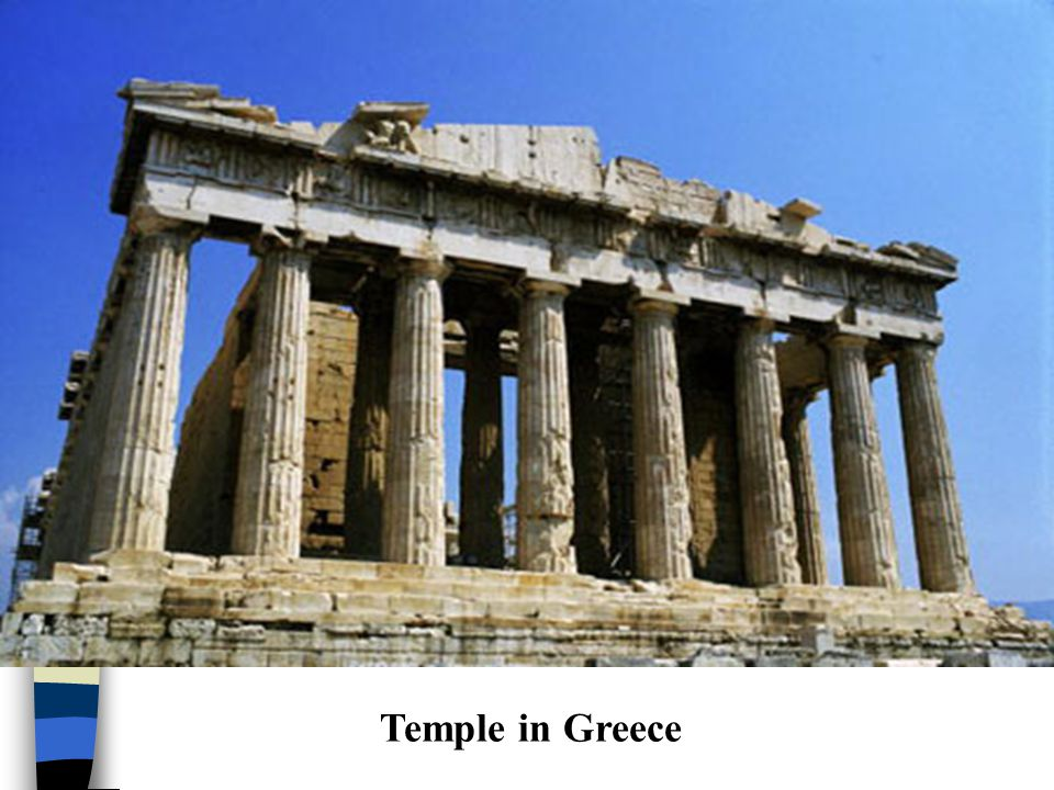 Temple in Greece