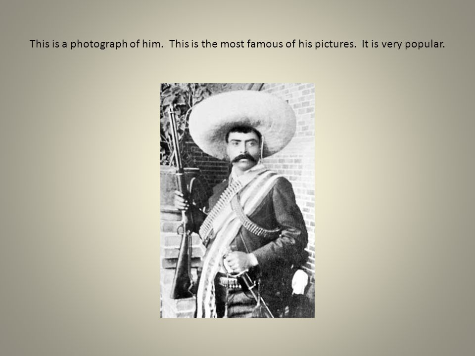 1911 Zapata's force took over the city of Cuautla and closed the road to Mexico City.