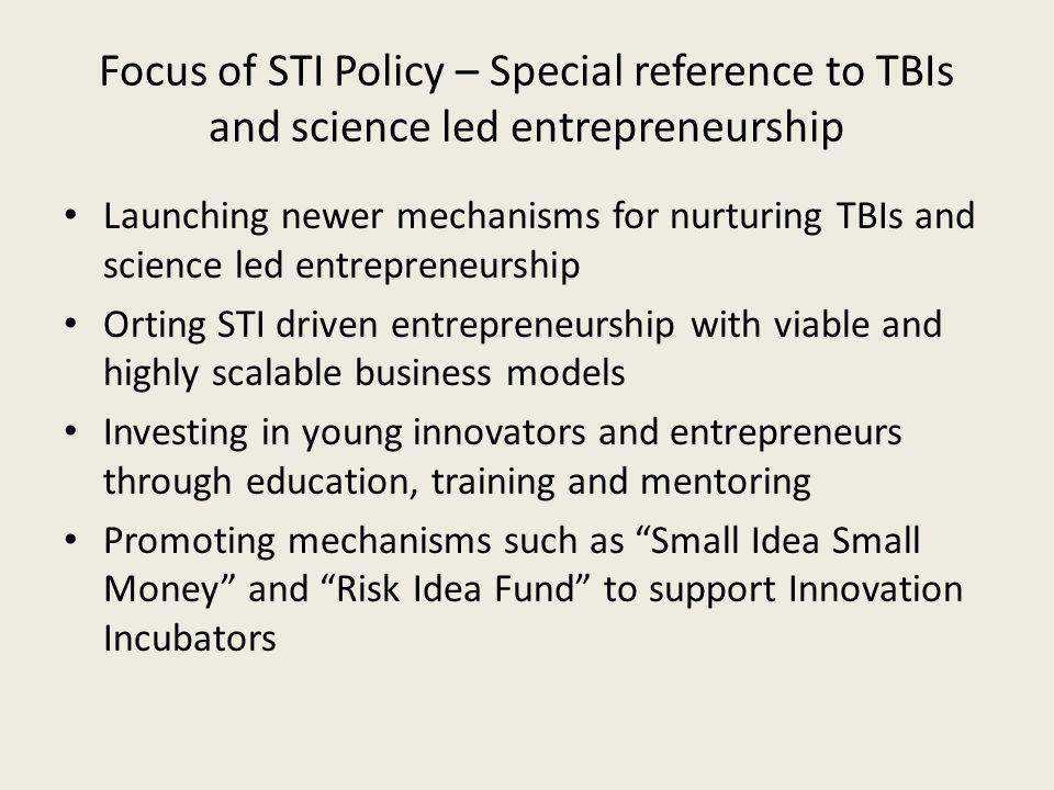 India Innovation Growth Programme DST-Lockheed Martin Inc.