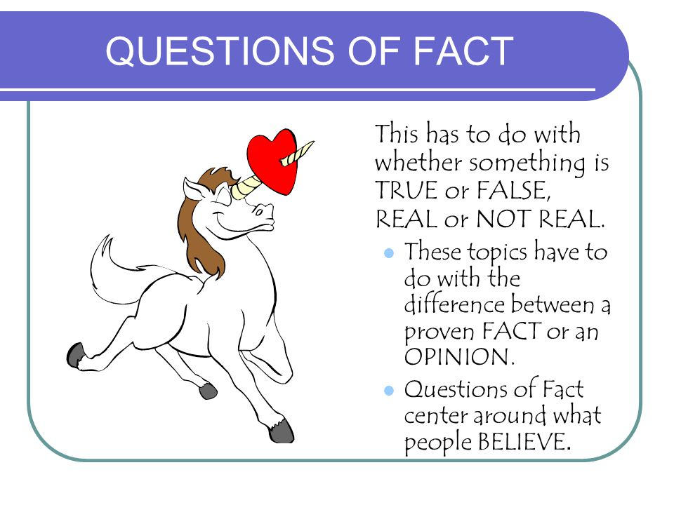 Reasons that people Persuade There are THREE reasons people persuade. The reasons are called QUESTIONS.