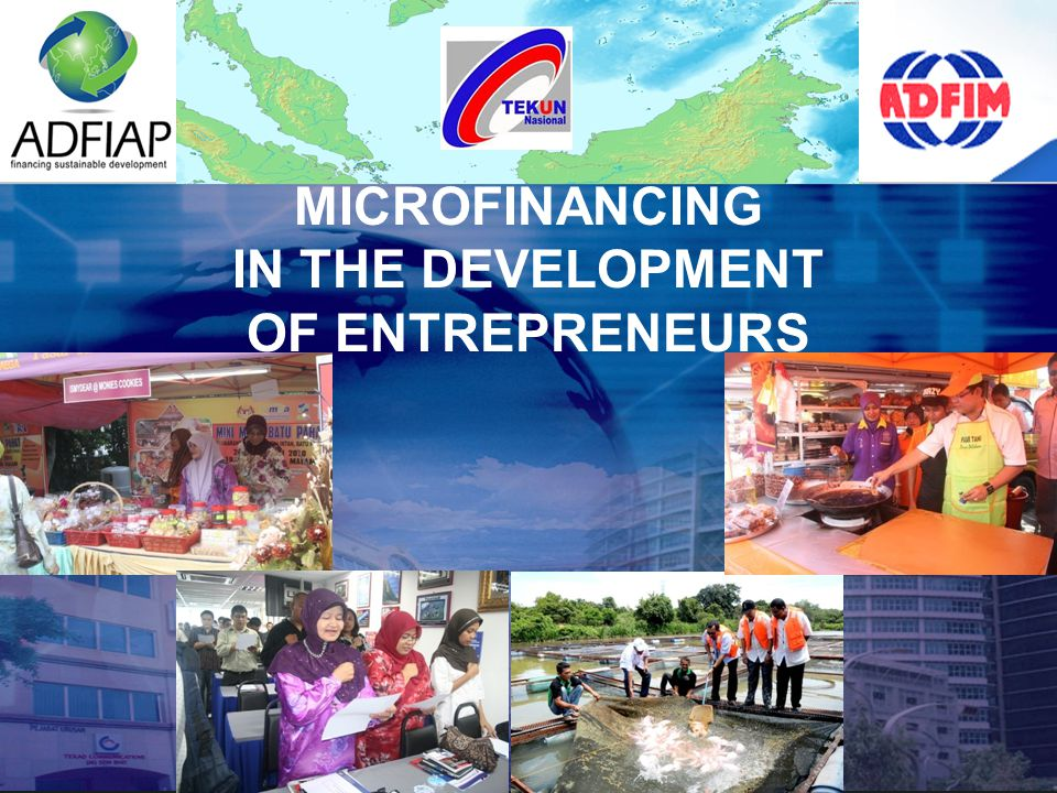 ELIGIBILITY  Bumiputera (indigenous)  Aged 18 to 65 years old  Have viable business or business plan  Posses valid business license/permit  Specific place to run the business  Directly involved in the business  Existing business loan not exceeding RM 50,000 (USD14,286) * We do pre sanction visit