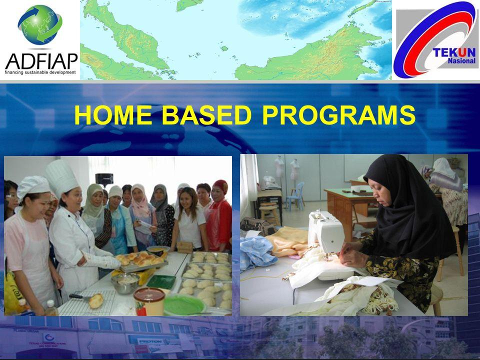 HOME BASED PROGRAMS