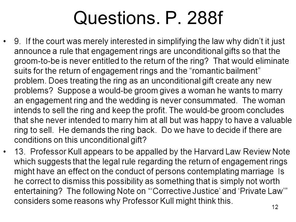 12 Questions. P. 288f 9.