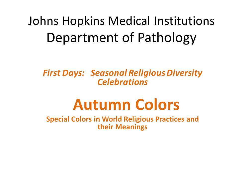 Presentations: September, 2011 First Day of Autumn: September 23, 2011