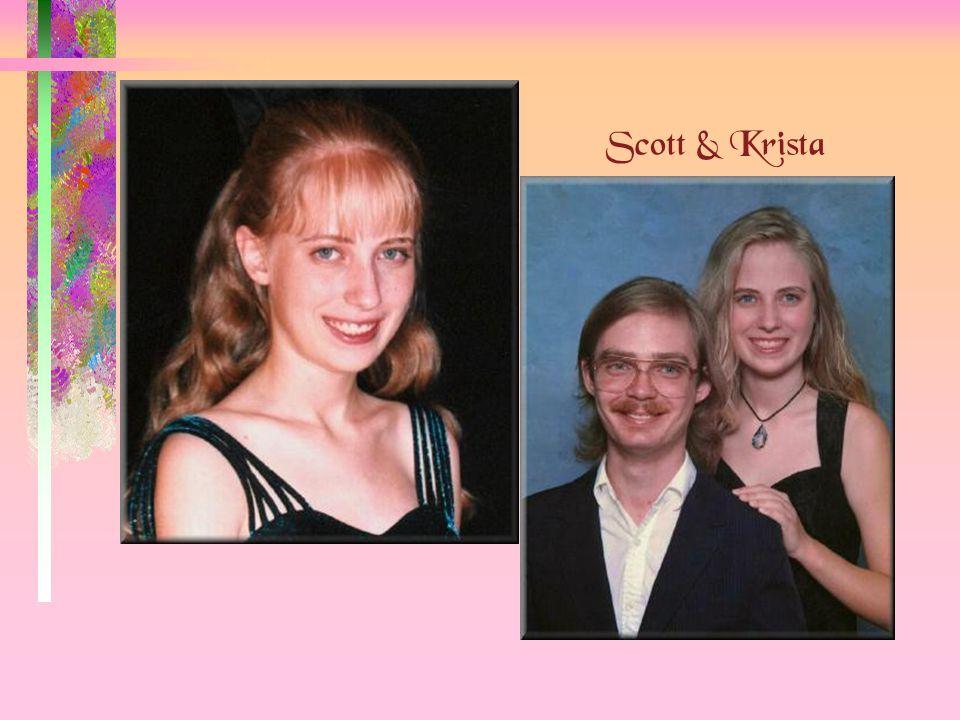 Scott & Krista