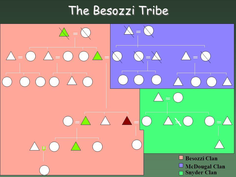 Besozzi Clan Snyder Clan The Besozzi/Snyder Clan = = == = = = U