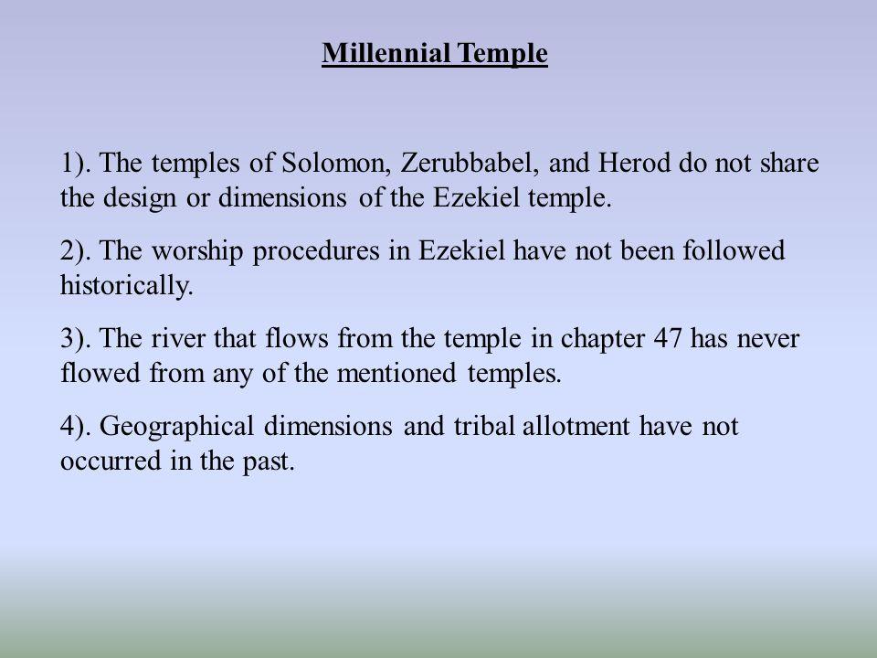Millennial Temple 1).