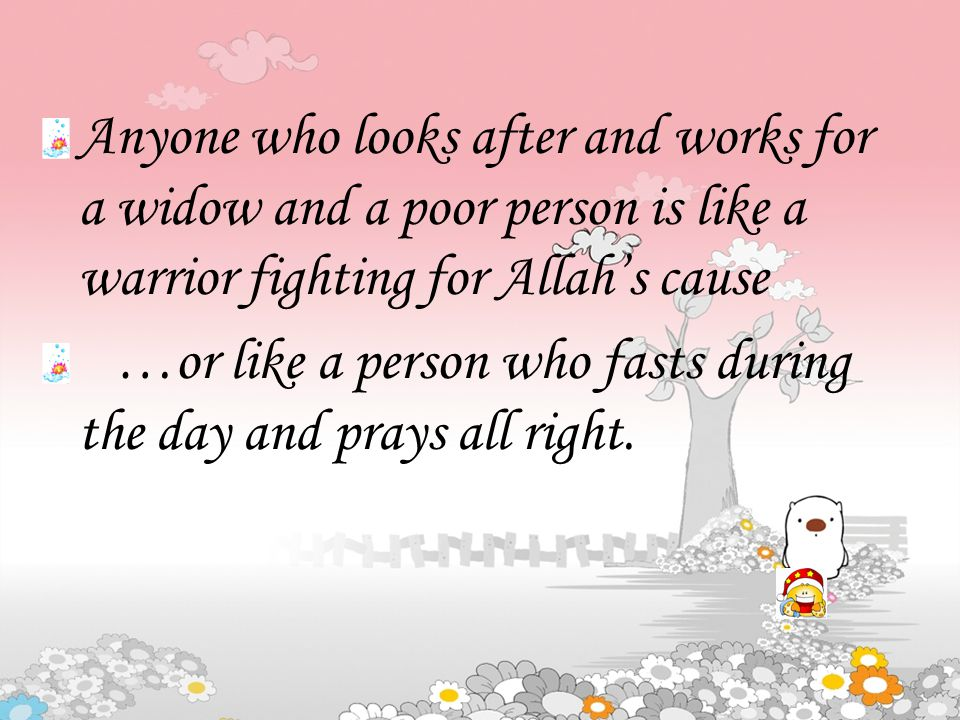 Take to forgiveness and enjoin good and turn aside from the ignorant O ye who believe.