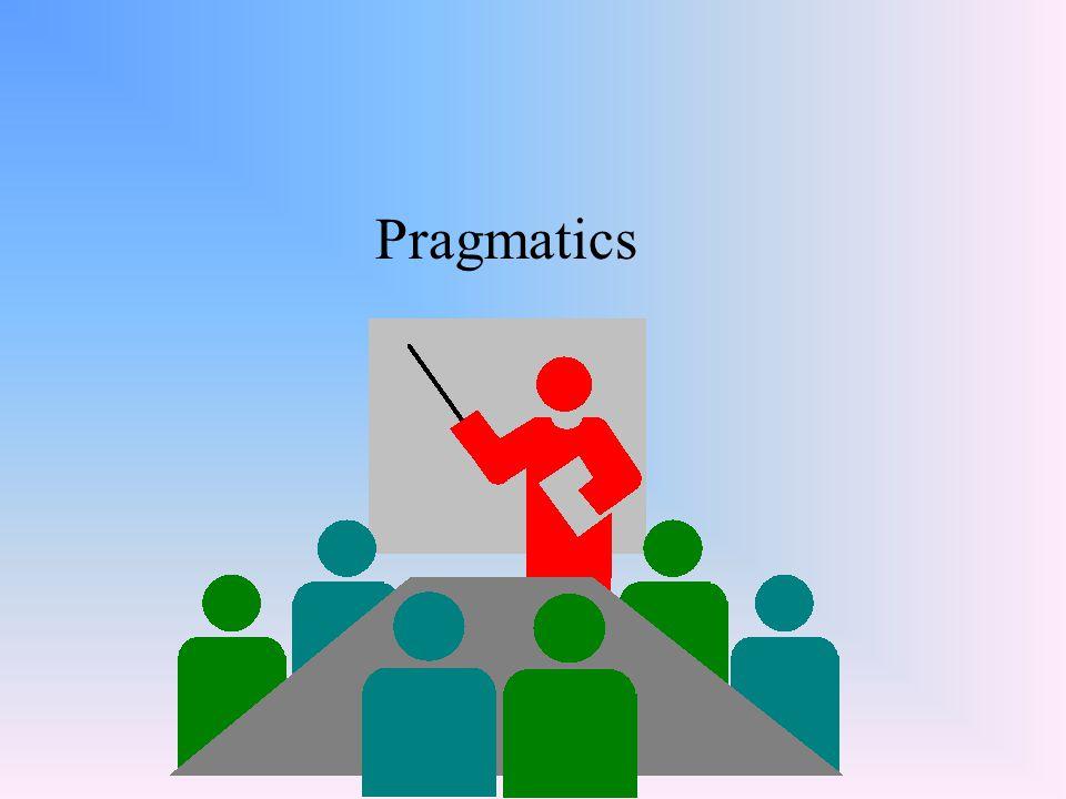 ***Principles of Conversation (Paul Grice) The co-operative principle