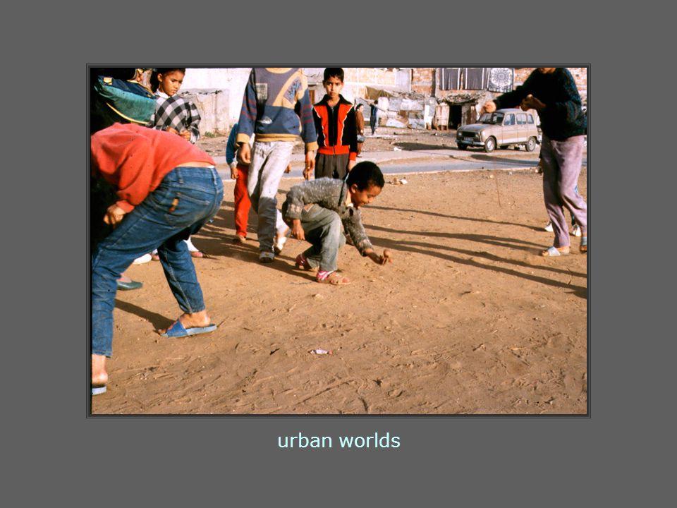 urban worlds