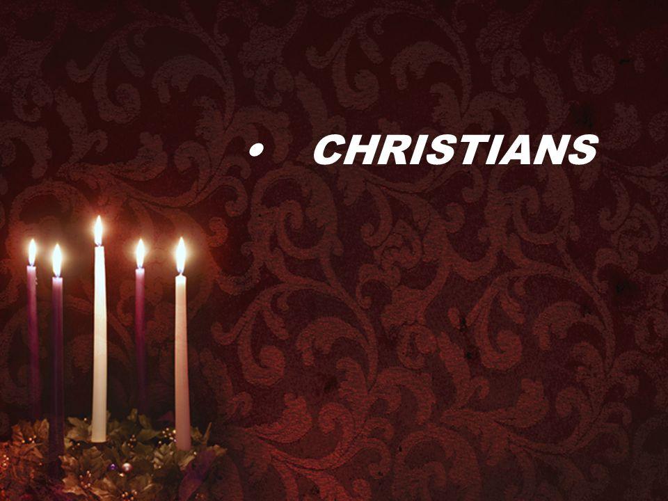 CHRISTIANS