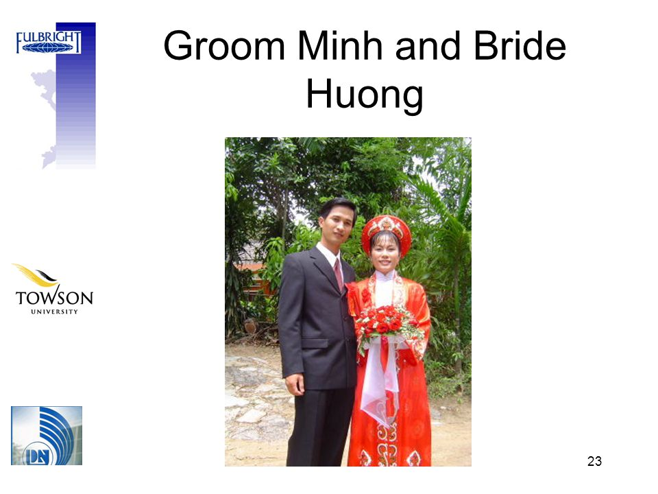 23 Groom Minh and Bride Huong