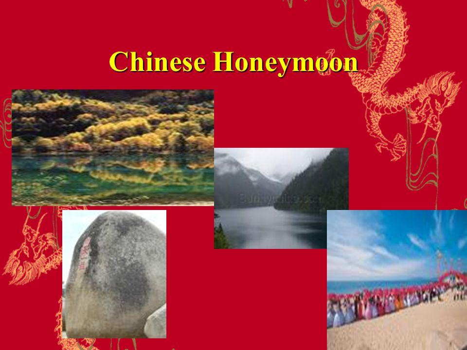 Chinese Honeymoon