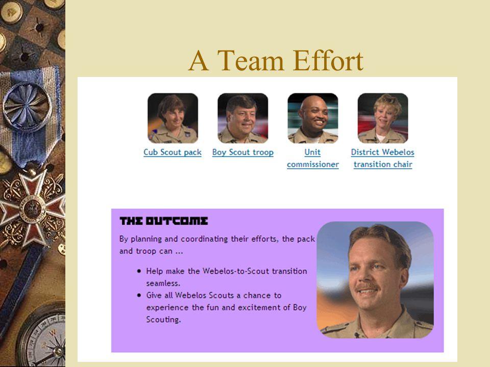 A Team Effort