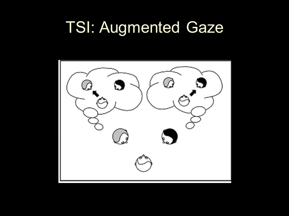 TSI: Augmented Gaze