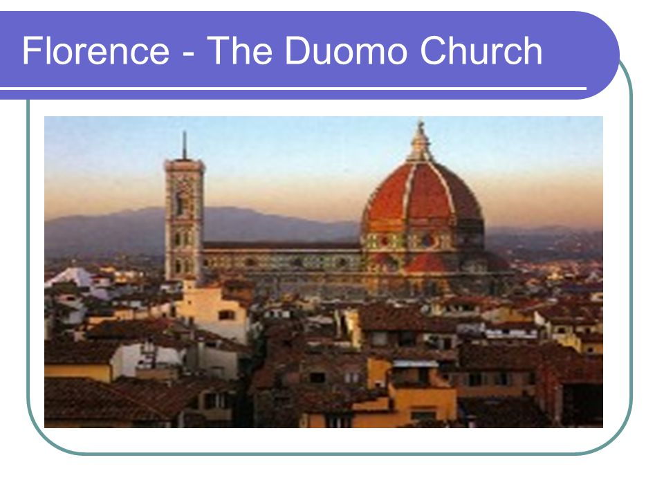 The Italian Renaissance This new view of the world emphasized the individual.