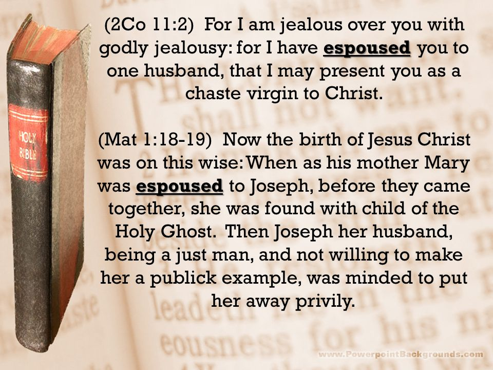 (Mat 1:25) And knew her not till she had brought forth her firstborn son: and he called his name JESUS.