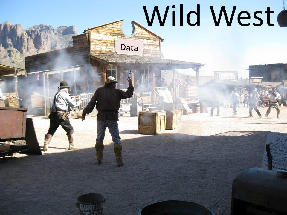 Wild West Data