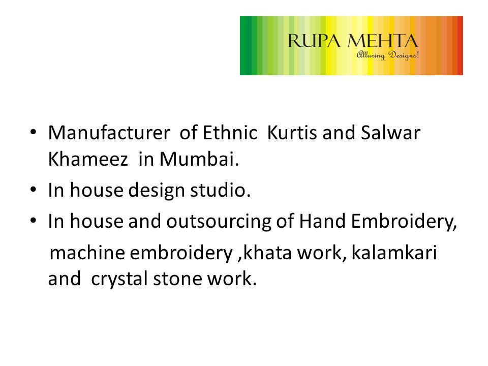 We intend to open large format stores in Metro : Mumbai Kolkata Chennai Delhi