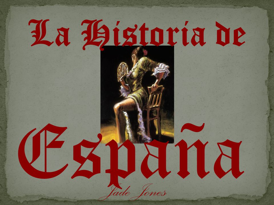 The Music of Spain has a vibrant and long history which has had an important impact on music in Western culture.