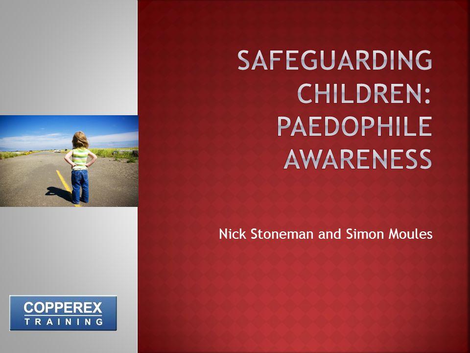 Nick Stoneman and Simon Moules