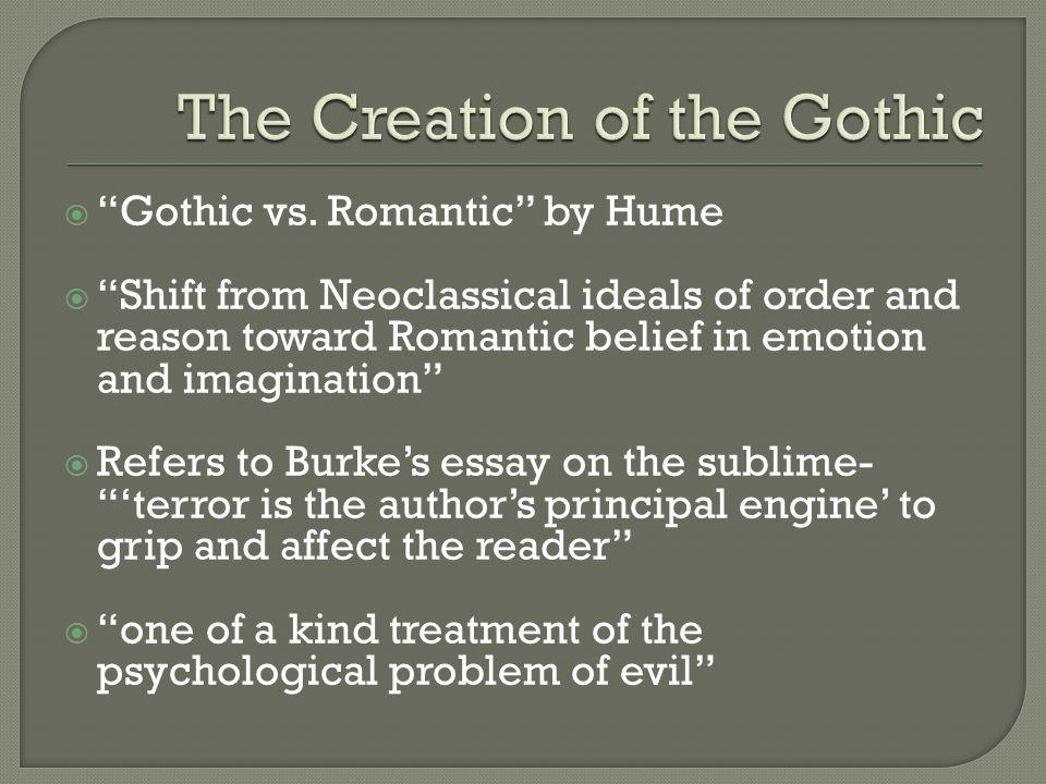  Gothic vs.
