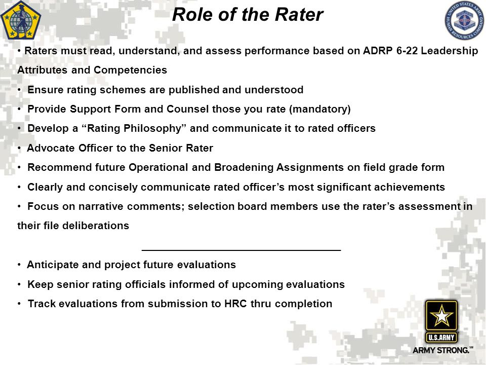 Rater Profile Credit After first 10 Reports with CreditAfter first 20 Reports with Credit Profile Credit of 3 – By Grade Profile Credit Start Rater may submit: 6 of first 10 as Excels Excels box must be less than 50% profile limitation Rater may submit: 11 of first 20 as Excels Excels cannot exceed the 50% profile limitation Rater profile credit of 3 in Proficient Box.