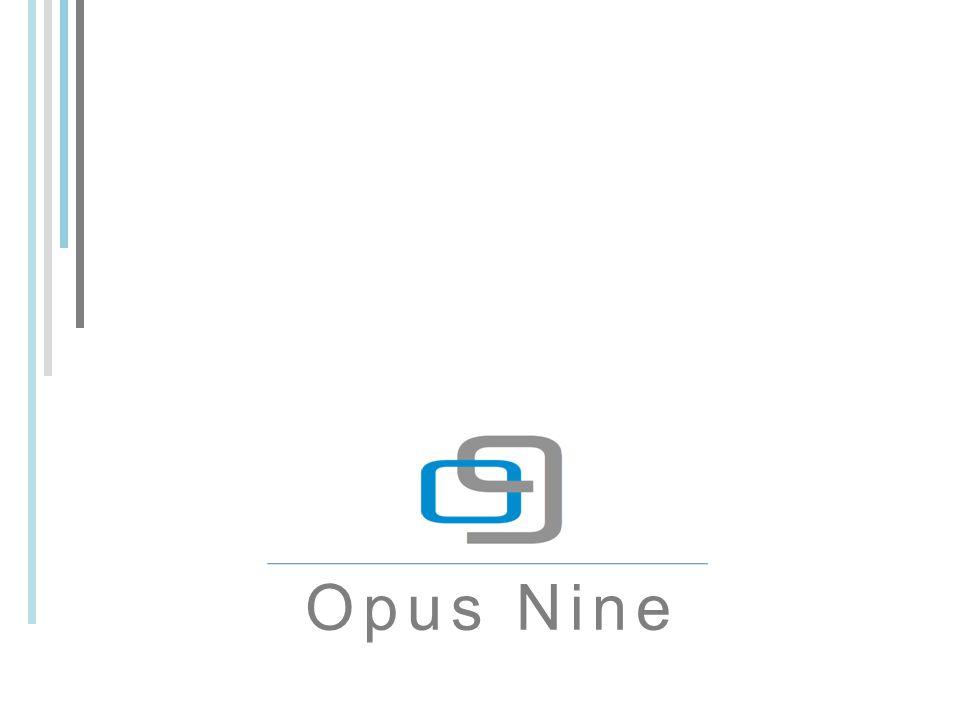 Opus Nine