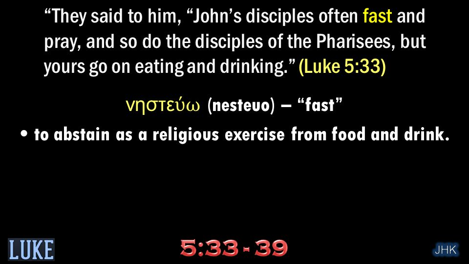 …I fell prostrate before the Lord for forty days and forty nights; I ate no bread and drank no water, because of all the sin you'd committed… (Deut.