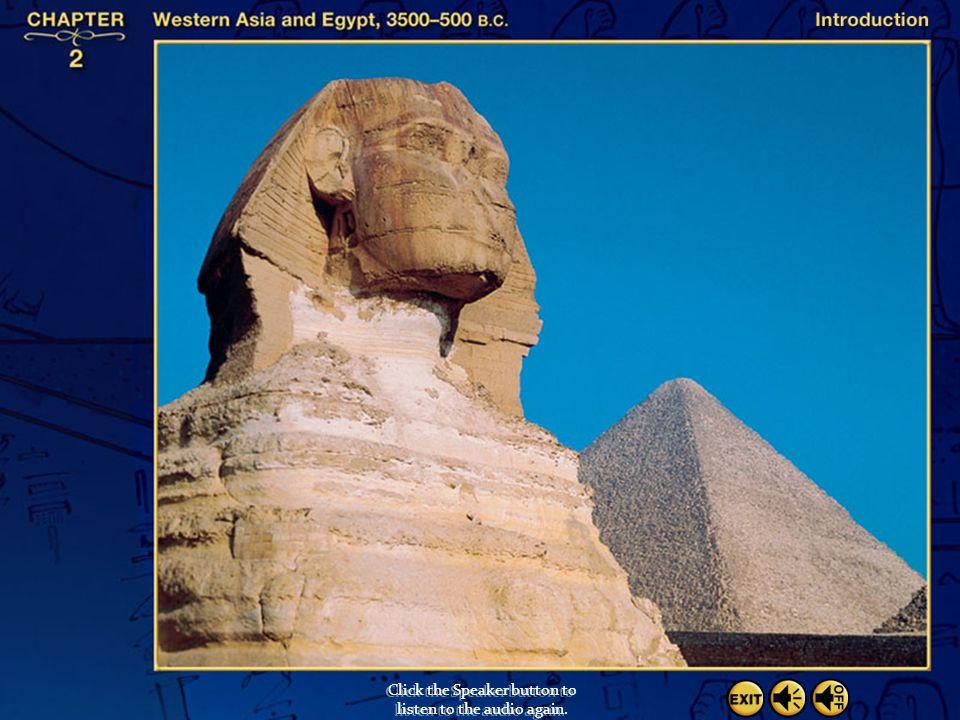 Section 1-Civilization Begins in Mesopotamia Akkadian Warrior