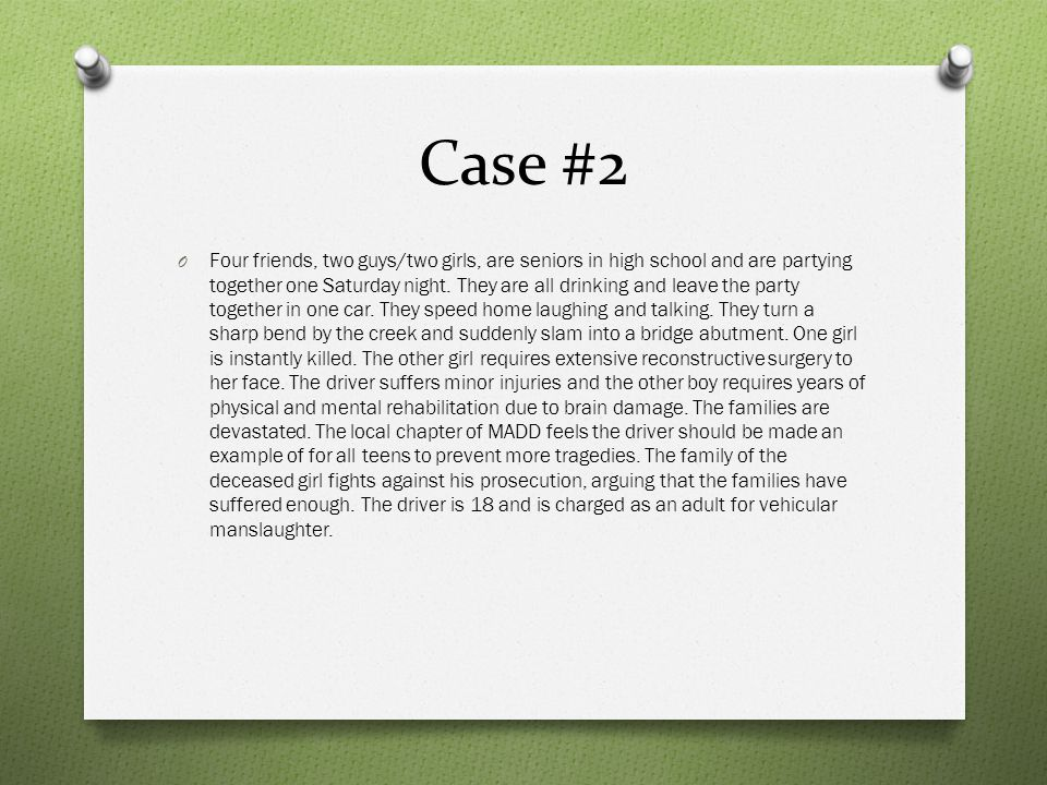 Case #3 O A corporate executive is stealing money from his company.